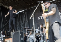 Street Dogs At Warped Tour 2008