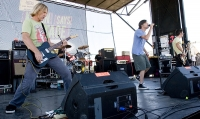 Big Drill Car At Warped Tour 2008