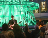 Free Music In Nokia Plaza