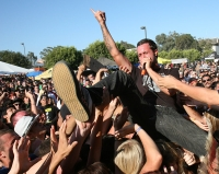 The Briggs At Warped Tour 2008