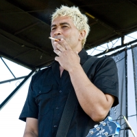Pat Smear of The Germs At Warped Tour 2008