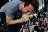 Say Anything At Warped Tour 2008