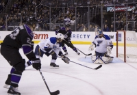 Dustin Brown Goal