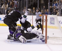 Milan Michalek Goes Airborne