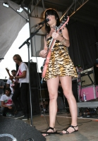 Katy Perry At Warped Tour 2008