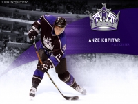 Anze Kopitar Wqallpaper