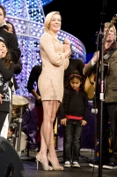 Leann Rimes At La Live Christmas Tree Lighting