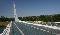 On Sundial Bridge