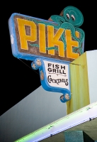 The Pike Bar In Long Beach