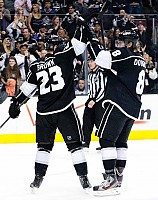 Kings celebrate