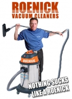 Roenick Vacuum Cleaners
