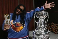 Bling Bling Lil Jon and Stanley Cup