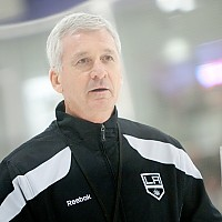 LA Kings Head Coach, Terry Murray