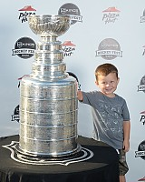 The Big Guys day with the Cup