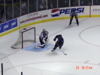 squid goes top shelf shootout by