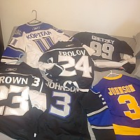 jerseys by THE KING
