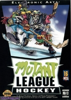 Mutant League Hockey rules