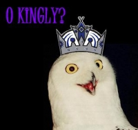 O KINGLY? by Sticky