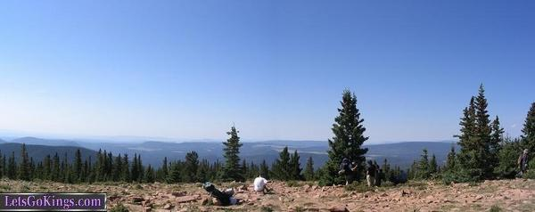 Philmont Scout Ranch - New Mexico, July 2004