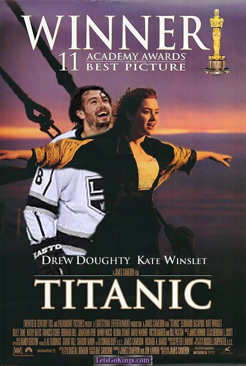 Doughty Titanic Poster