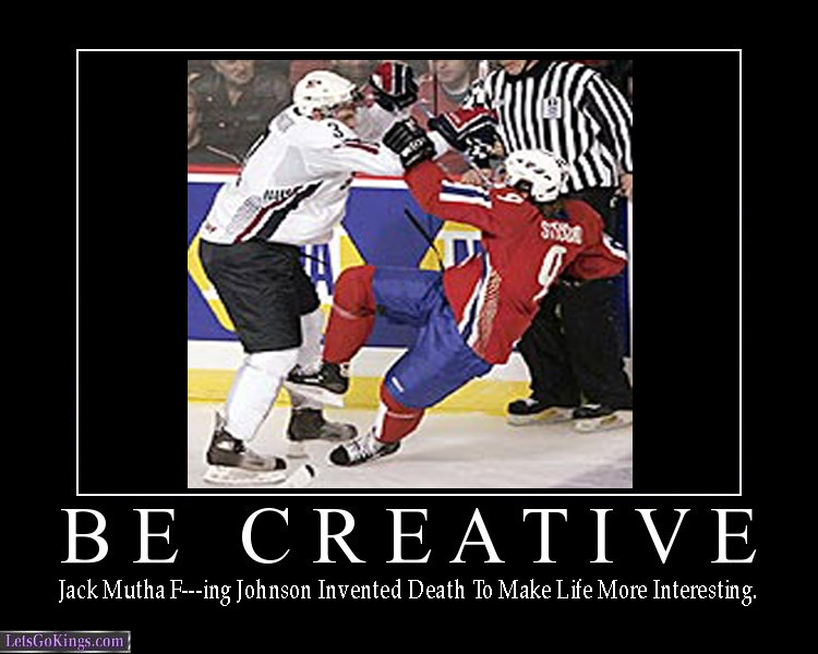 Be Creative like JMFJ