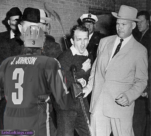 JMFJ kills Lee Harvey Oswald