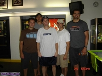 B-MEL with Clarke, Parros, Flinn and Garica